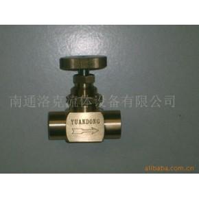 优质供应黄铜针阀 黄铜 螺纹