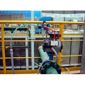 管道气动阀 碳钢 DM DM系列