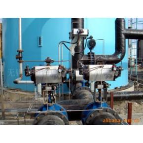 气动阀工程实例 铸钢 DM