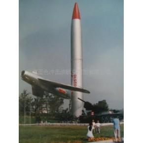 定制各种航天火箭模型 复合材质
