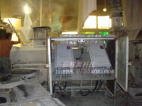 上高人自己生产的工业节能电磁加热器