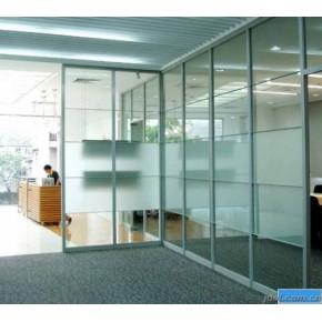 北京丰台区安装玻璃隔断 专业定做玻璃隔断厂家