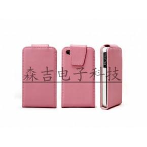 苹果iPhone4s5PU里料超细纤维手机保护套
