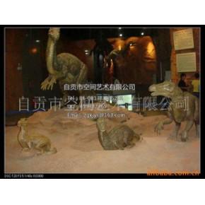 恐龙,仿真恐龙,仿生恐龙,仿真动物,恐龙化石
