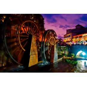 深圳到云南丽江、香格里拉普达措双飞五天旅游团线路景点特价优惠
