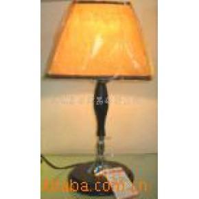 特价台灯----木杆装饰台灯(小)