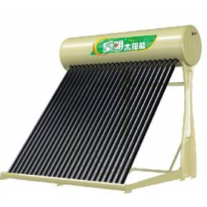 甘肃太阳能甘肃皇明太阳能总代理甘肃太阳能采暖工程