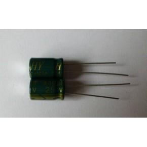 高频低阻抗电解电容器 1000/6.3V 8x12