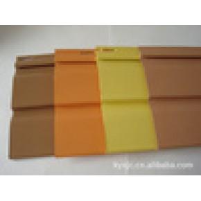 批发供应PVC外墙挂板附件