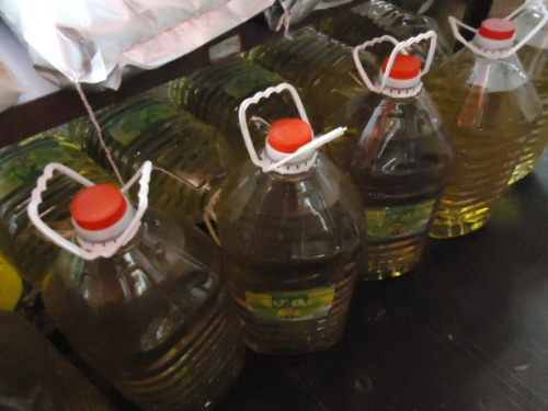 沙鸥20KG一级大豆油 批发供应餐饮食用油 植物油批发