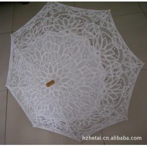 工艺伞(木柄伞架,手工制作)