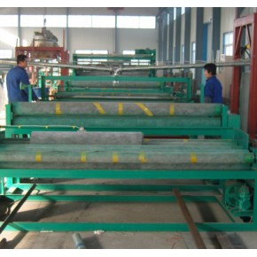 PVC加筋防水卷材设备