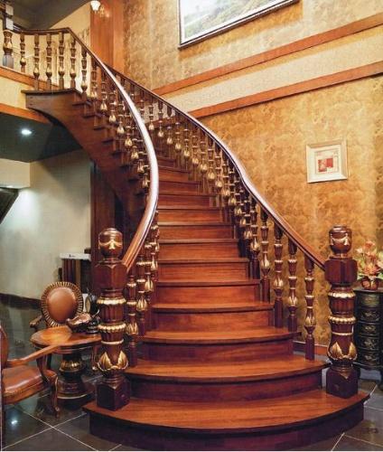 实木楼梯S64
