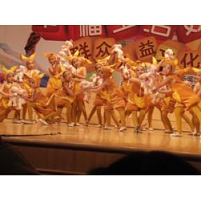 青岛学爵士舞专业培训学校 青岛爵士舞培训首选红舞裙