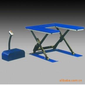 电动升降平台 方便操作 体型轻巧 U型升降平台