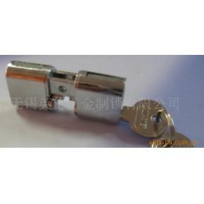 美洲两片式锌合金锁芯 插芯门锁