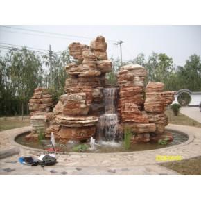 北京假山施工