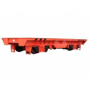 山东优质拖缆供电式电动平板车、鑫杰台车、变压器+电平车