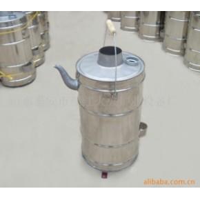 (无需使用炉具)烧水壶--木柴 秸秆 树枝