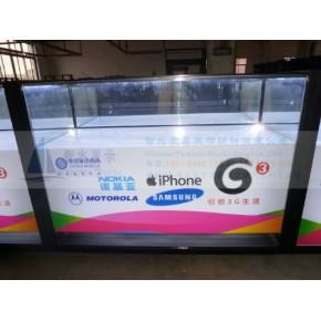龙岩移动G3手机展示柜台 引领3G生活与通讯时尚