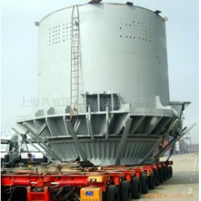 提供大件运输服务 大型货物