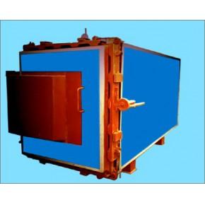 多种纤维快速定型节能环保型方形蒸箱 淮安春光机械