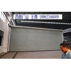 镇江大型卷帘门、镇江活动厂房电动卷帘门
