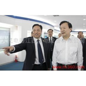 省委副书记、代省长夏宝龙寄语人民电器:好好为人民服务