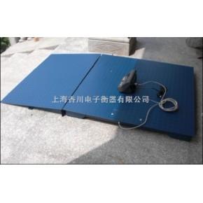 """香川制造""""超低台面电子地磅,低台面电子磅秤,低台面引坡"""""""