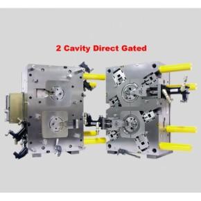 DME标准类塑胶模具,注塑成型加工,喷油丝印移印