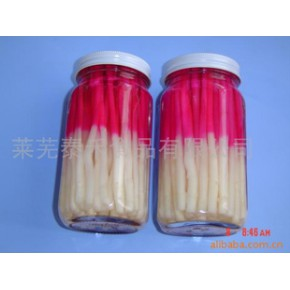 姜芽、蚕豆花