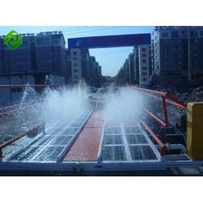 武汉工程车辆冲洗机瞬间洗净带泥车轮 一和联信一万个放心产品