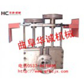 塑料颗粒机辅助设备 各种颗粒机机头 曲阜华诚机械