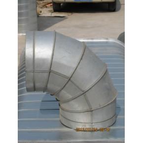河南郑州专业供应螺旋风管不锈钢螺旋风管矩形风管镀锌风管