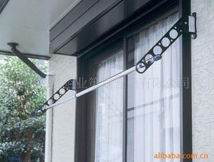 阳台晾衣架 中国 一个 可以收缩