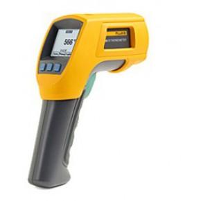 Fluke566红外接触式点温仪红外和接触式二合一测温仪