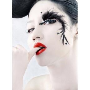 甘肃省化妆学校,兰州化妆学校,彩妆学校,甘肃省好的化妆学校