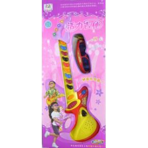 玩具吉它 塑料 广东