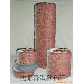 砂布丝轮,对淋漆表面和波浪纹处理适用于非金属,木材。