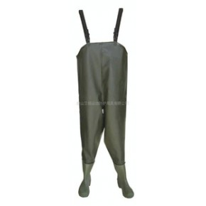 【】供应耐高温墨绿纺织水裤