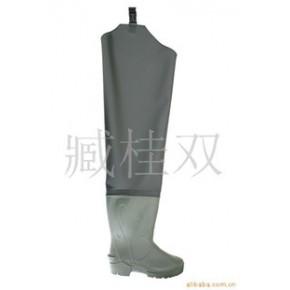 【】供应纺织布钓鱼裤下水裤劳保用品