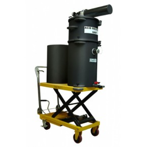 耐强酸强碱专用吸尘器