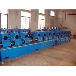 架子管生产线 文仕 成型机