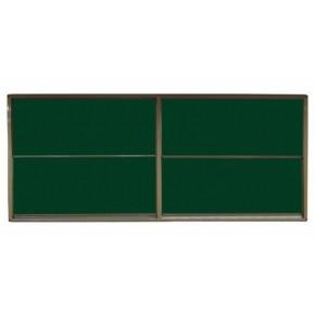 【文华黑板厂】山东教学黑板 山东绿板价格 山东推拉黑板厂