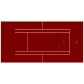 深圳硅网球场材料厂家