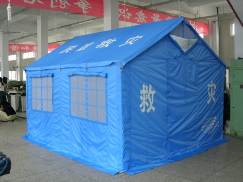 12平米救灾专用帐篷