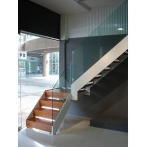钢木楼梯G4