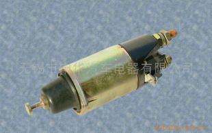 起动机电磁开关 锡柴6110柴油机图片
