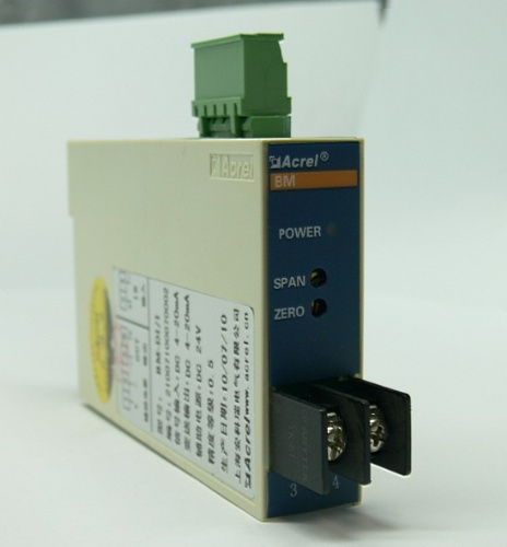 【bm系列-模拟信号隔离器】
