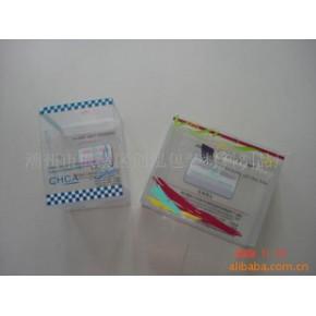 透明彩印PVC盒 客户型号
